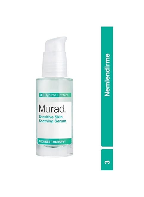 Murad Sensitive Skin Soothing Serum - Hassas Cilt Nem Serumu 30ml Renksiz
